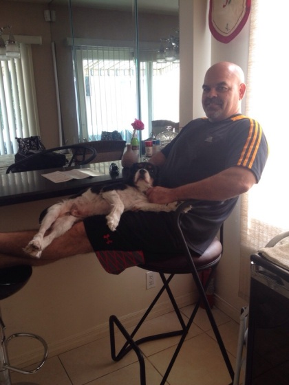 quality time with daddy