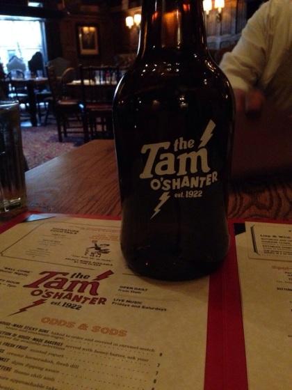 Tam's bottle