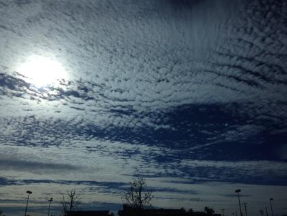 雲の写真が好きなのです