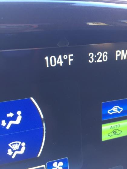 摂氏40度