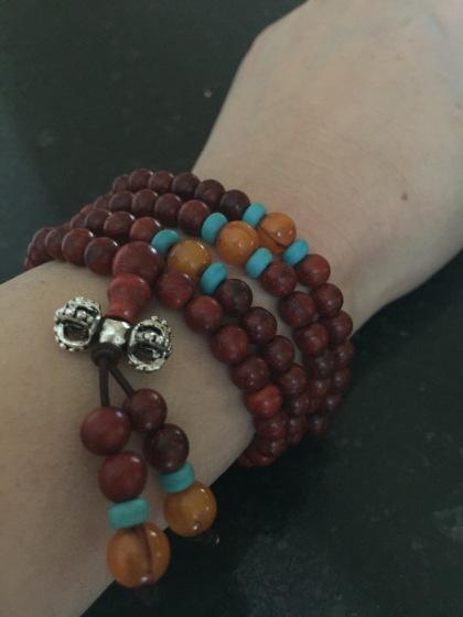 チベット仏教の数珠